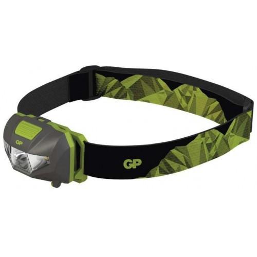 LED čelovka GP Discovery CH32, 80 lm