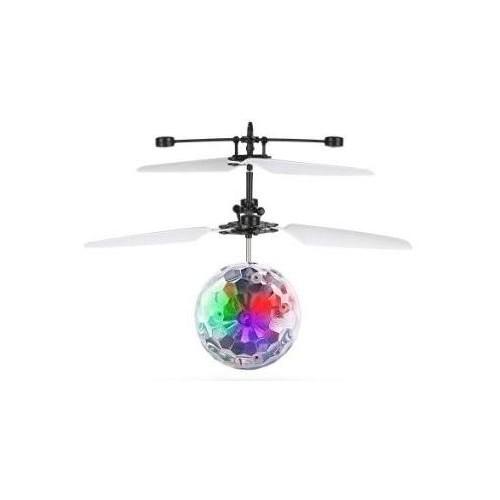AG362D LED RGB UFO HELI BALL létající koule se senzorem