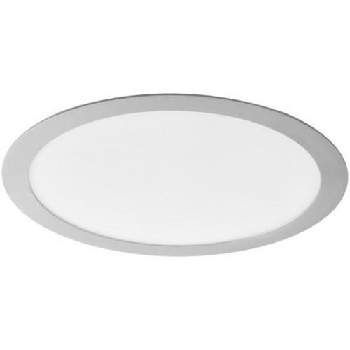 Kanlux 25842 ROUNDA N LED24W-NW-SR   Vestavné svítidlo LED  !liší se odstín SR!(nepřímá náhrada kódu 22501)