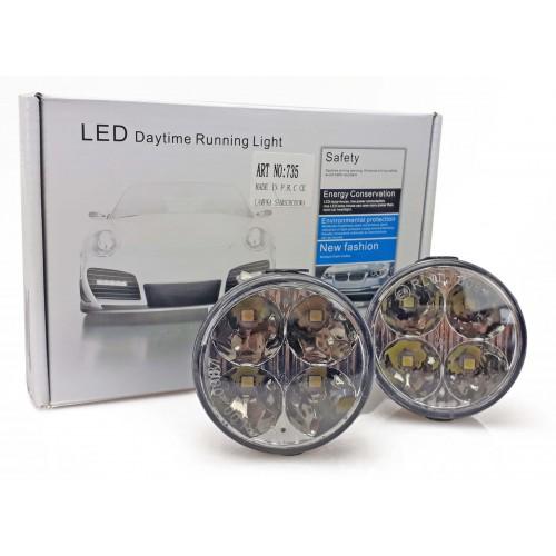 LED denní svícení DRL05 ø 70 mm