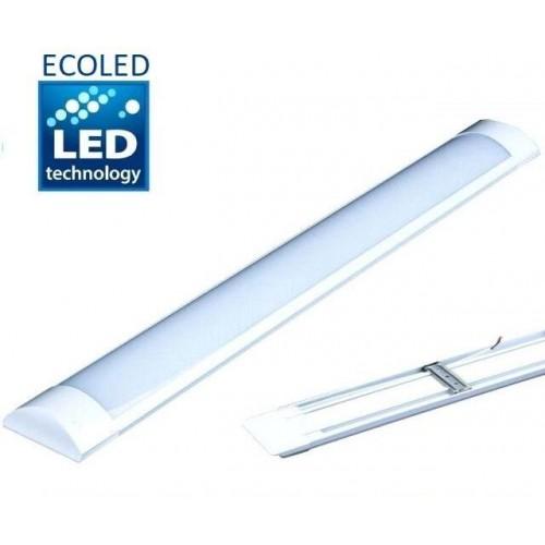 EKO LED panel SLIM přisazený 36W 230V 120cm 3000lm NEUTRÁLNÍ