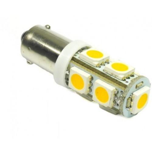 LED auto žárovka 12W LED BA9S T4W 9SMD5050  2,2W