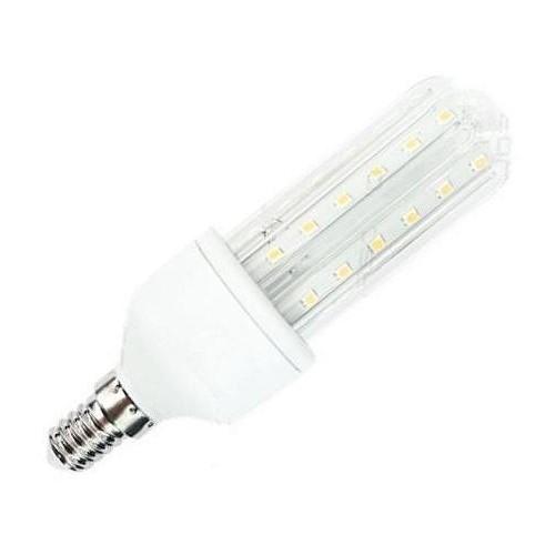 LED žárovka 12W 60xSMD2835 E14 B5 3U 900lm TEPLÁ