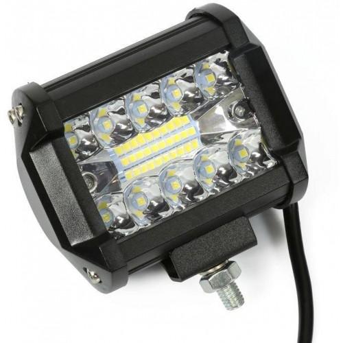 LED svítidlo pracovní WL60W CREE Light Bar voděodolné, otřesuvzdorné