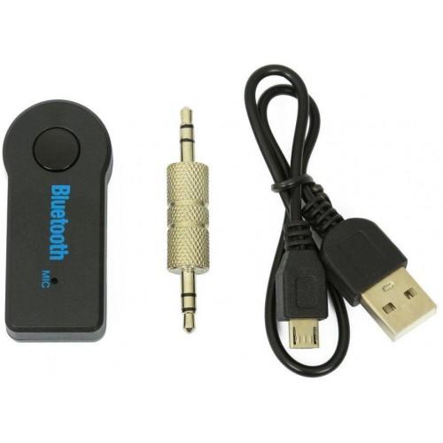 Bezdrátový audio přijímač (adaptér) Bluetooth 12V 3.0 A2DP + EDR | JACK AUX