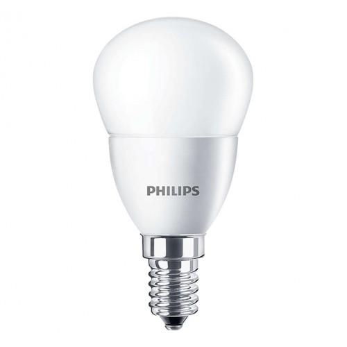 LED žárovka PHILIPS E14 5,5W (40W) 470lm Teplá 2700K