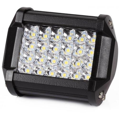 LED svítidlo LB-072-4-Spot MINI  pracovní podélné 72W, 5500lm, voděodolné, otřesuvzdorné