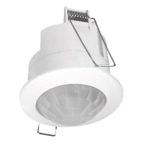 Pohybové čidlo PIR pro spínání světelných zdrojů, vestavné, vnitřní