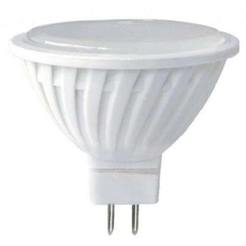 LED žárovka 5W 15xSMD2835 GU5.3 12V 450lm STUDENÁ