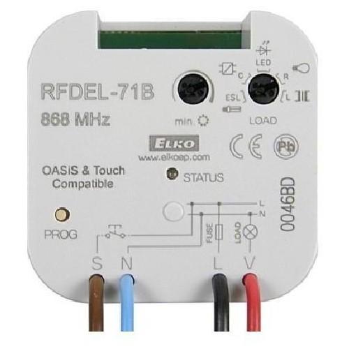 RF Stmívač ELKO pro LED a stmívatelné úsporné žárovky