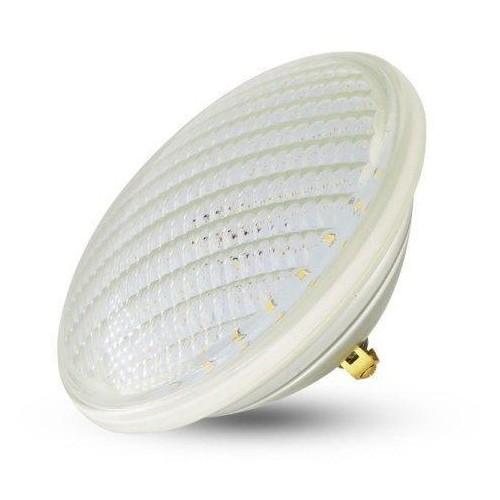 LED bazénová žárovka s ovladačem, 12W (1200lm), PAR56, 12V, IP68, RGB