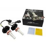 LED auto žárovka H9 H11 X3 Philips LED ZES 50W s chladičem 12000lm