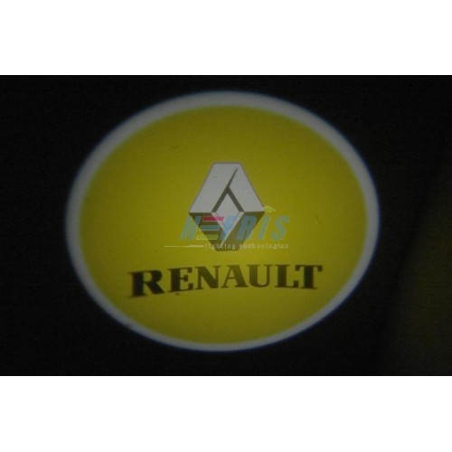 LED logo projektor RENAULT Laguna II 2 III 3 Latitude Talisman