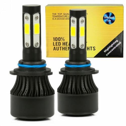 LED auto žárovka LED HB4 9006 S4 COB 80W 16000 lm