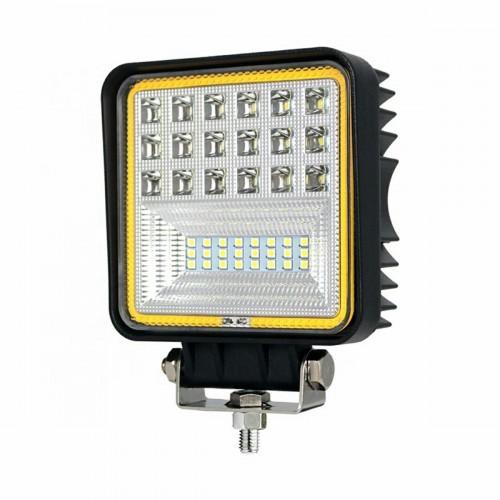 ZD21B LED svítidlo pracovní 8-30V CREE voděodolné, otřesuvzdorné, Studená/Teplá