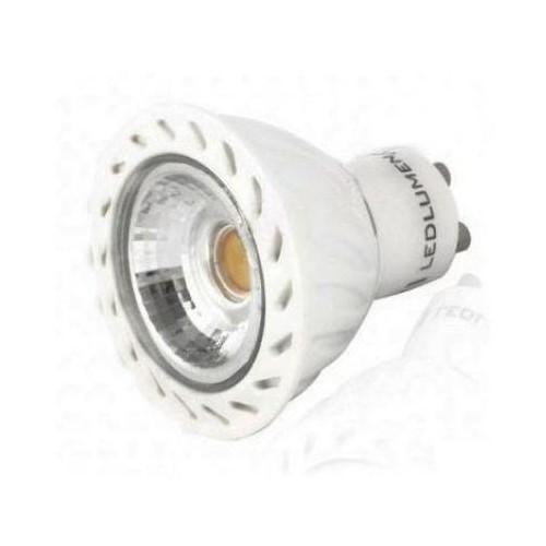 LED žárovka 7,5W COB GU10 740lm CCD NEUTRÁLNÍ