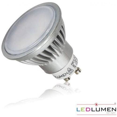 LED žárovka 7W 16xSMD2835 GU10 650lm CCD NEUTRÁLNÍ