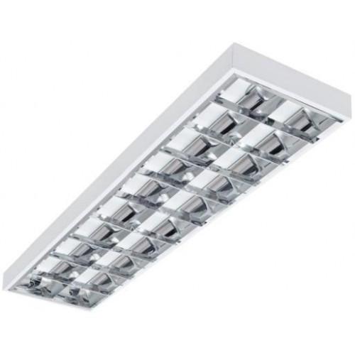 Kanlux 31058 RSTR N 236/4LED/NT Přisazené svítidlo MILEDO pro T8 LED (nahrazuje kód 30172)