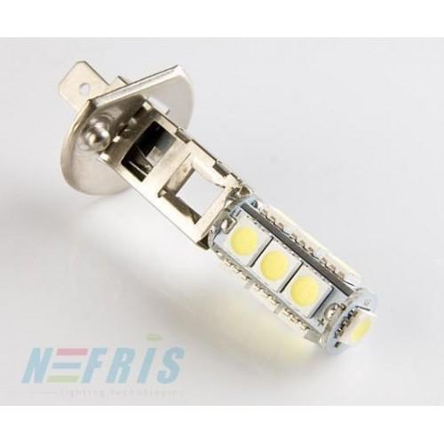 LED auto žárovka H1 13 SMD5050 2.5W