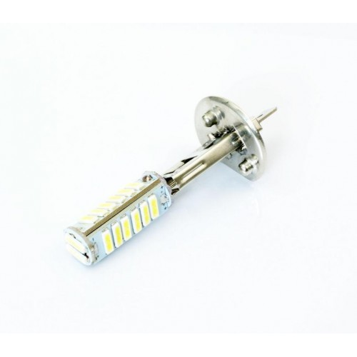 LED auto žárovka H1 20 SMD 7014