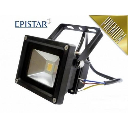 LED reflektor 10W COB EPISTAR CCD Teplá