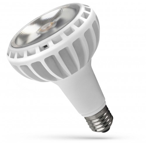 LED PAR30 E27 230V 20W COB 24ST Neutrální bílá Bílá SPECTRUM