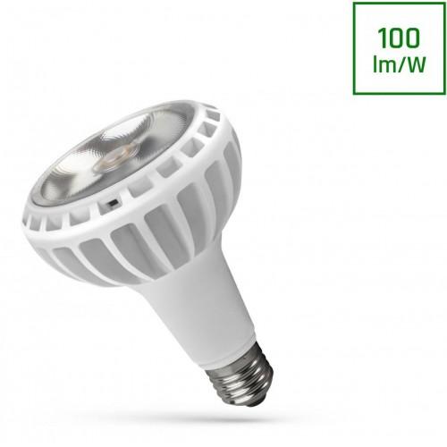 LED PAR30 E27 230V 20W COB 24ST Studená bíllá Bílá SPECTRUM