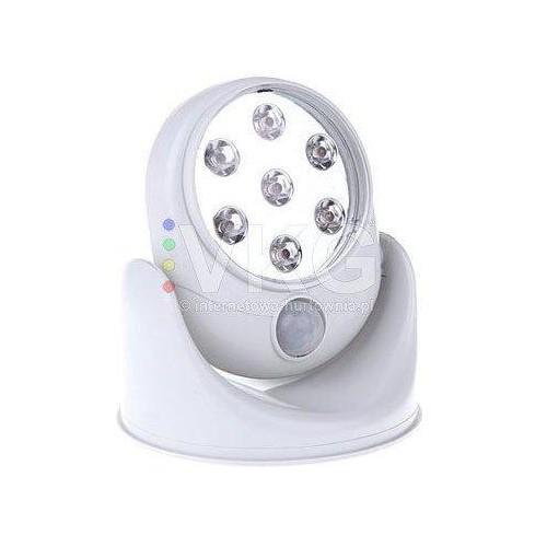LED světlo s pohybovým čidlem na 4×AA