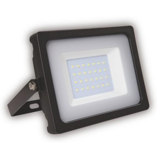 LED reflektor 30W PLATI 2500lm SLIM STUDENÁ