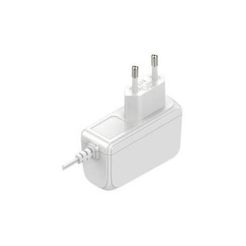 Stabilizovaný napájecí síťový zdroj 24W 2A 12V DC bílý 2,1/5,5