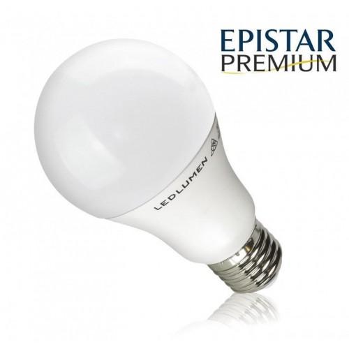 LED žárovka PREMIUM 12W 24xSMD2835 E27 1242lm CCD NEUTRÁLNÍ BÍLÁ