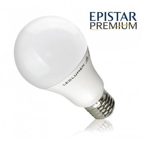 LED žárovka PREMIUM 15W 36xSMD2835 E27 1521lm CCD NEUTRÁLNÍ BÍLÁ