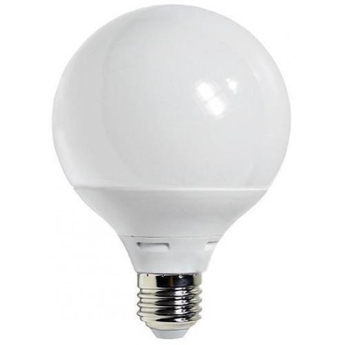 LED žárovka 12W 14xSMD2835 E27 G95 1050lm CCD TEPLÁ STMÍVATELNÁ
