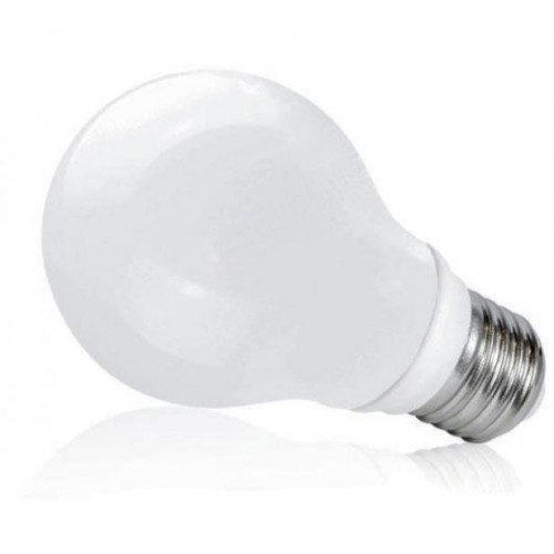 LED žárovka 4W 8xSMD2835 E27 400lm TEPLÁ BÍLÁ