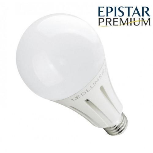 LED žárovka 20W 36xSMD2835 E27 2050lm CCD STUDENÁ