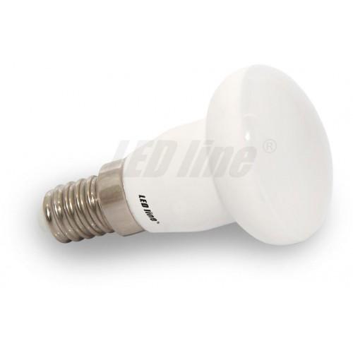 LED žárovka 5W 12xSMD5630 E14 JRD 400lm TEPLÁ BÍLÁ R39