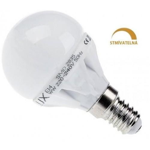 LED žárovka 8W 13xSMD2835 E14 720lm NEUTRÁLNÍ STMÍVATELNÁ