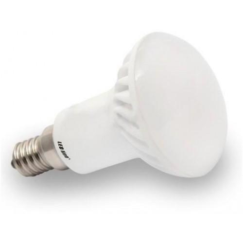LED žárovka 7W 16xSMD5630 E14  560 lm TEPLÁ