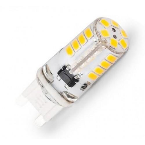 LED žárovka 4W 32xSMD2835 G9 400LM 16mm STUDENÁ