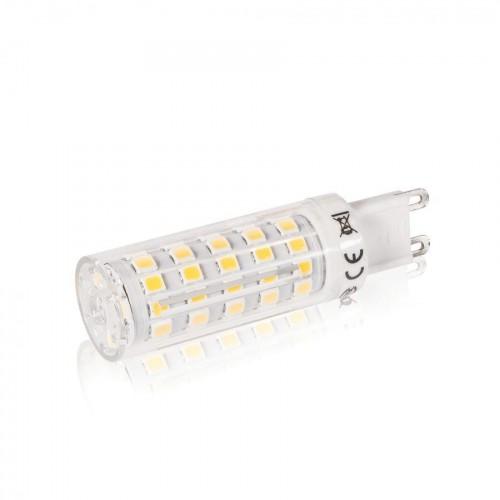 LED žárovka 8W 64xSMD2835 G9 800lm STUDENÁ BÍLÁ