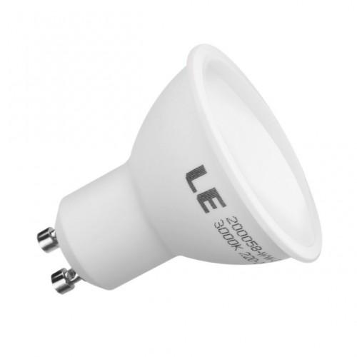LED žárovka 6W 12xSMD2835 GU10 450lm TEPLÁ BÍLÁ
