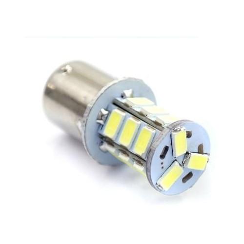 LED auto žárovka 12V BAU1S 18SMD5630 3,6W