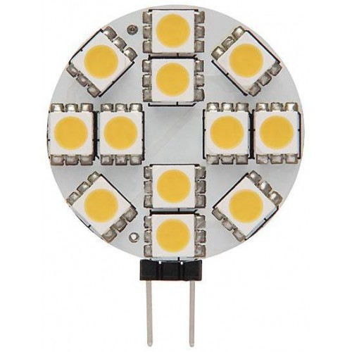 Kanlux 2W 08951 LED12 SMD G4-WW Světelný zdroj LED 12V DC