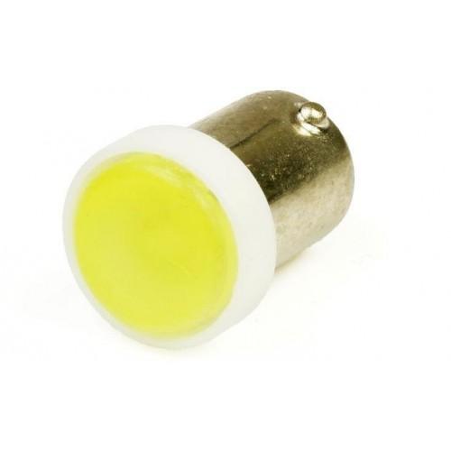 LED auto žárovka 12V LED BA9S 1COB T4W 1W