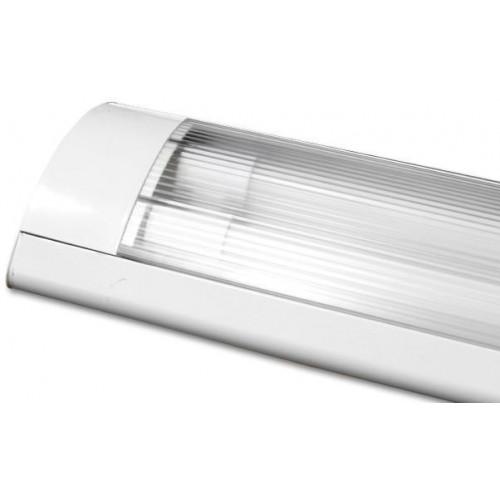 KOMPLET Přisazené svítidlo +2 LED trubice T8 36W 120cm NEUTRÁLNÍ