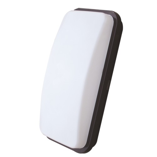 LED přisazené svítidlo 20W 48xSMD2835 1600lm, Teplá bílá