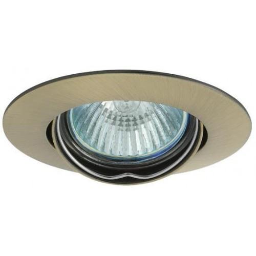 Kanlux 02594 LUTO CTX-DT02B-AB - Podhledové bodové svítidlo