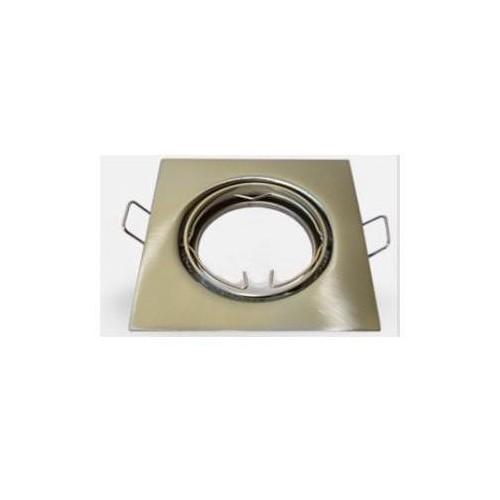 Podhledové bodové svítidlo DELTA 35mm nikl + patice, LUX01133