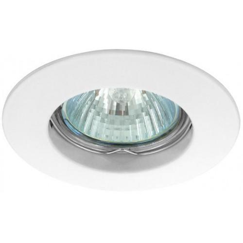 Kanlux 02580 LUTO CTX-DS02B-W - Podhledové bodové svítidlo