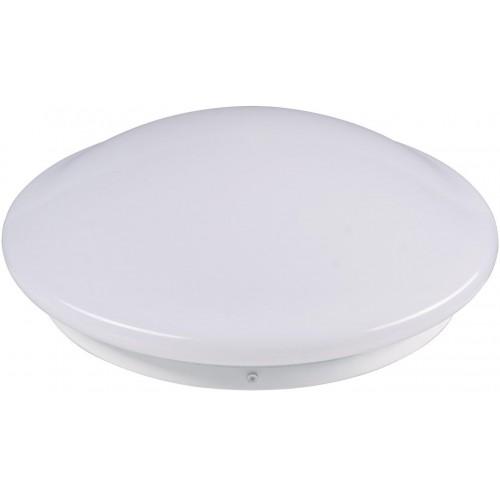 LED plafon 24W s mikrovlným čidlem 48xSMD2835 2160lm, Teplá bílá